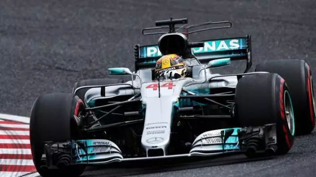 荣耀来自传承,奔驰F1赛车光辉历程
