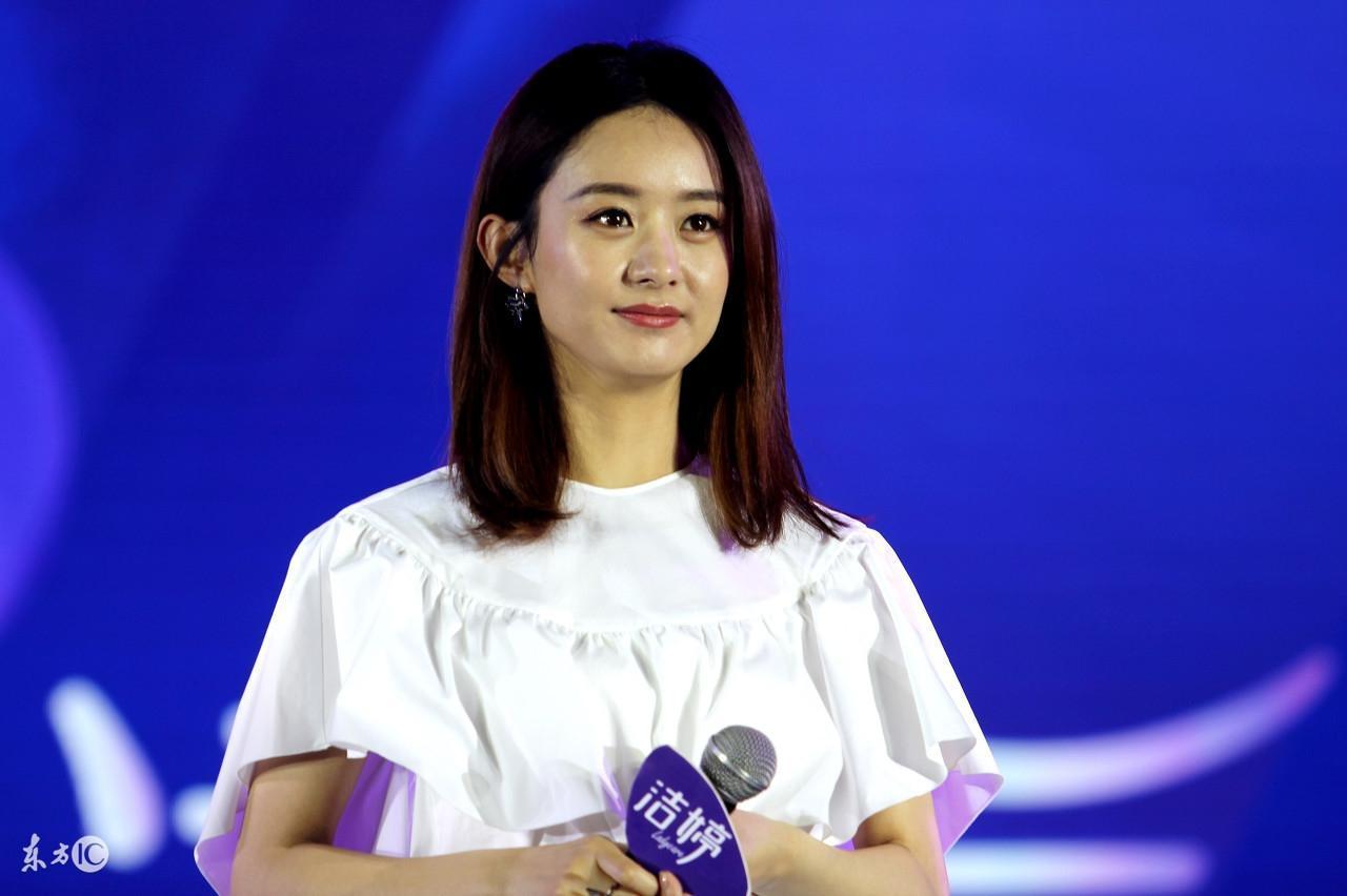 赵丽颖片场雨中跌倒八次, 网友却说不用心疼, 原因让人愤怒!