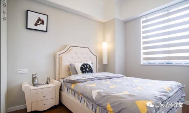 115平三室简美,主卧与阳台打通