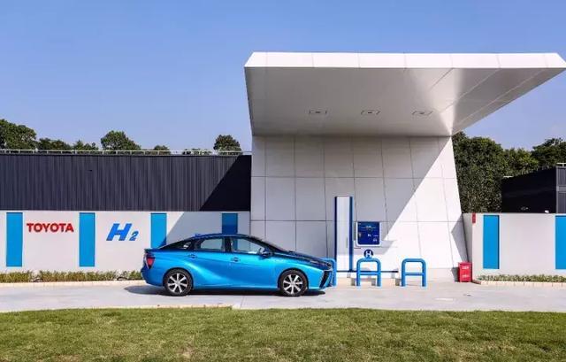 豐田在華首個加氫站落成,將在中國出售MIRAI?
