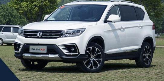 新景逸suv_东风SUV全新景逸X5即将上市,搭1.5T、全景天窗,售12.29万