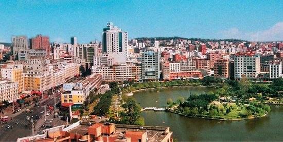 福建泉州市石狮市_福建泉州发展最好五大县城,石狮市全国百强县,惠安县历史悠久