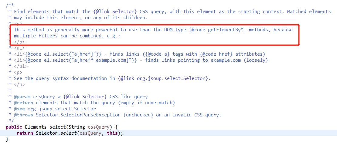 java爬虫问题二使用jsoup爬取数据class选择器中空格多选择怎么