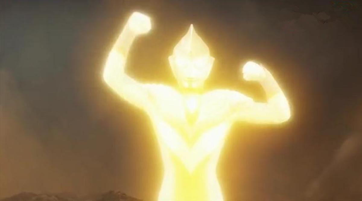 闪耀迪迦奥特曼_盘点三位具有光辉形态的奥特曼,闪耀迪迦和光辉赛罗谁更强 ...