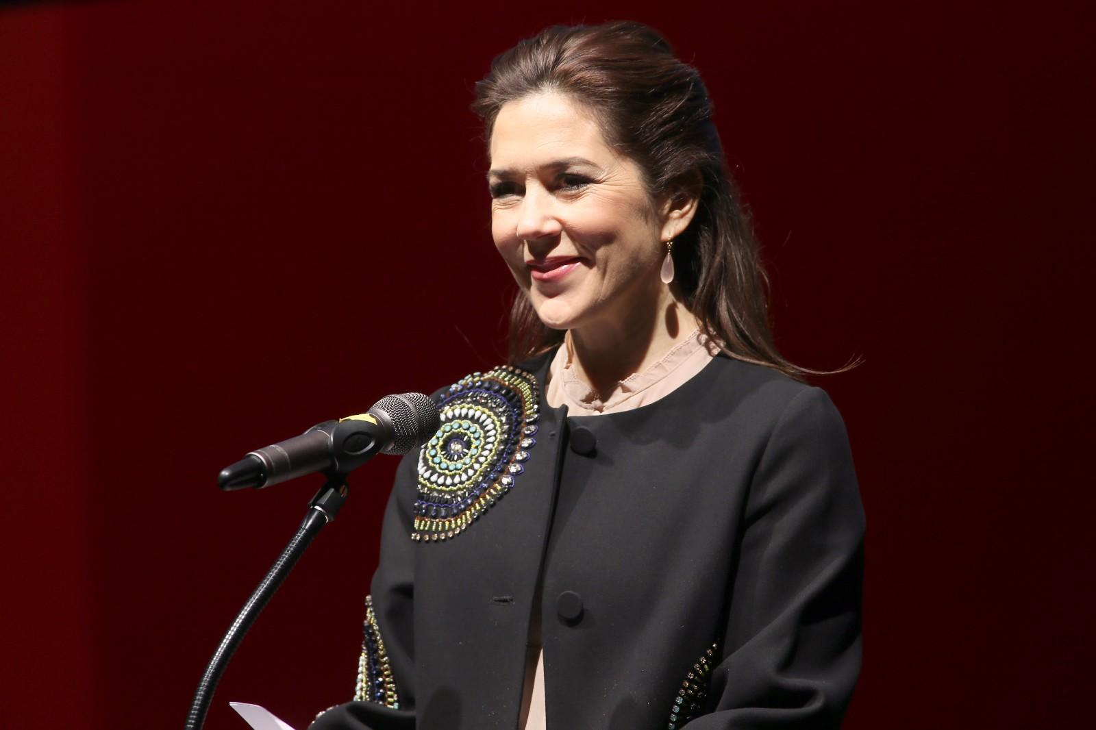 丹麦王储妃玛丽_王储妃玛丽