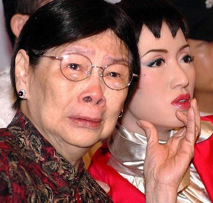 梅艳芳母亲不顾遗嘱争夺家产  如今又破产
