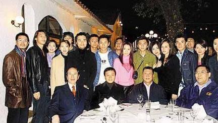 李小璐的瓜吃腻了,来看看赌王17个儿女的豪门八卦