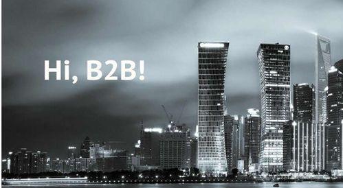 《亚博》B2B电商发展势头正劲