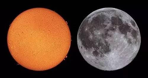 光沿直线传播的图片_不是眼睛欺骗了你,近大远小究竟是怎么回事? 大远 眼睛 月亮 ...