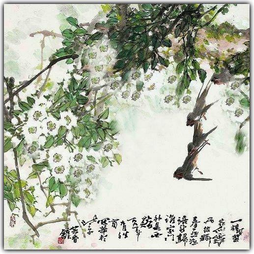 和月折梨花txt新浪_黄昏庭院柳啼鸦,记得那人,和月折梨花.