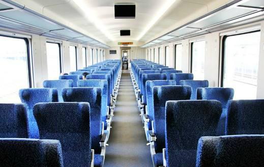 高铁一等软座_中国火车座位的五大等级,最高等级的你绝对没有体验过__财经头条