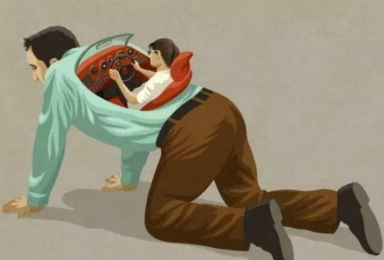 娇剖白内��.#y�!�/&�m칢$:,~X�_剖白人性的漫画图,图2可怜天下父母心,最后一张令人感到可悲