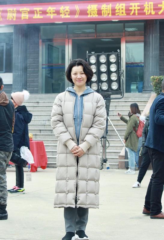 《尉官正年轻》厦门开机  刘琳首演军旅题材