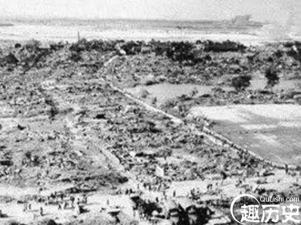 400年前一场大地震,让中国一个朝代走向衰弱