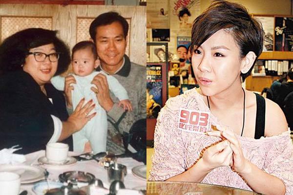 鄭欣宜宣布戀情 網友: 希望不要遇到像你爸一樣渣男