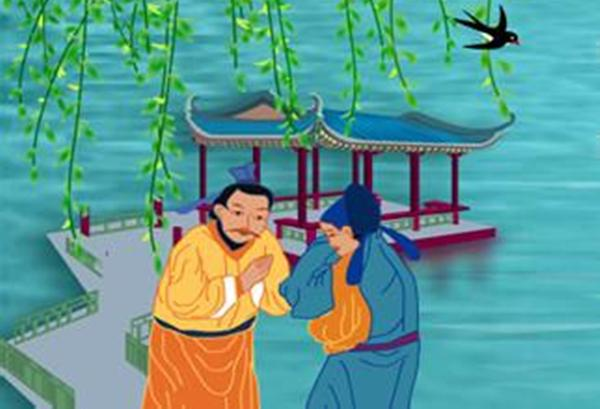 """唐代诗人郑谷七岁能诗, 后人称其为""""有唐三百年, 风雅雄一代"""""""