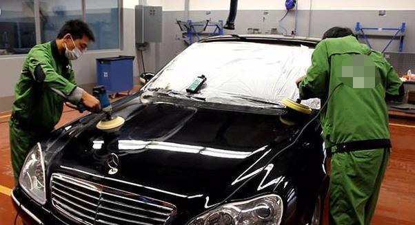 车漆该如何保护?