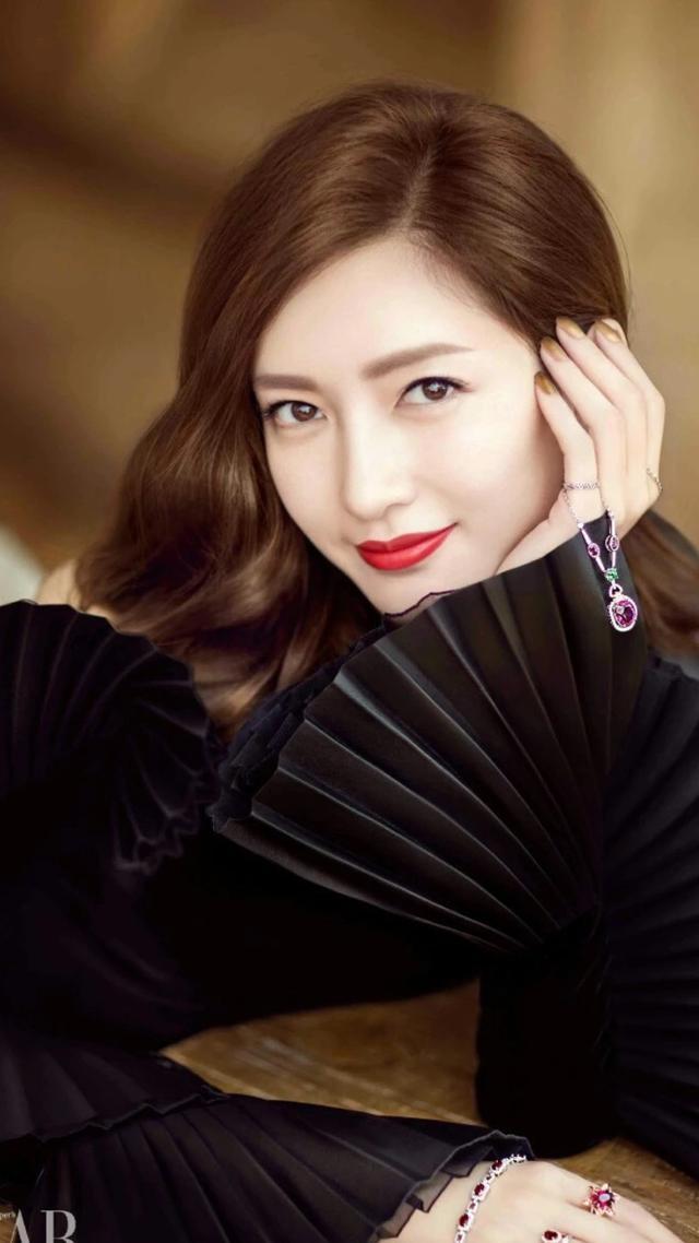 当红女明星_这部电视剧这么多当红女演员,除了江疏影你最喜欢谁?