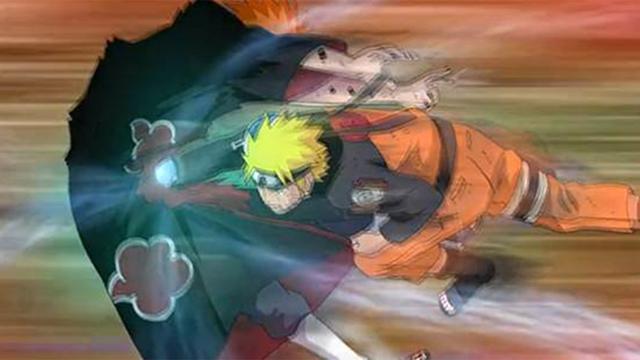 火影忍者:被螺旋丸正面打中的人,只有他能堅持活到圖片