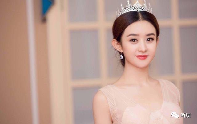 2018明星人气排行榜:赵丽颖仅排第3,第1超越鹿晗登顶冠军宝座