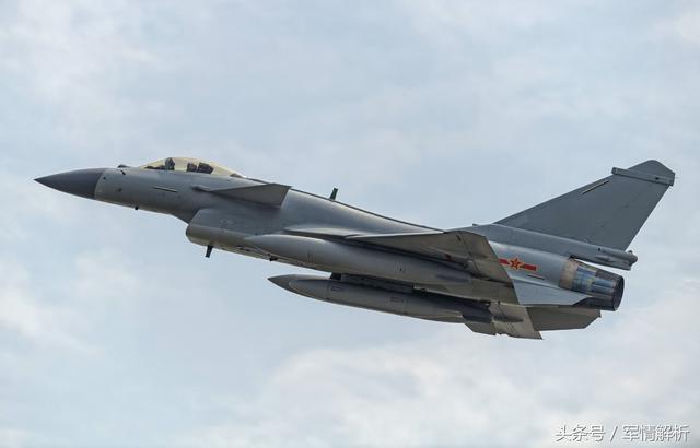中国歼10战机终于出口,孟加拉国采购14架!