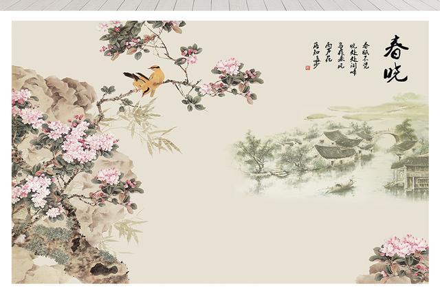 描寫春雨,夏雨,秋雨,冬雨,的古詩詞,意境唯美原文賞析,分享圖片