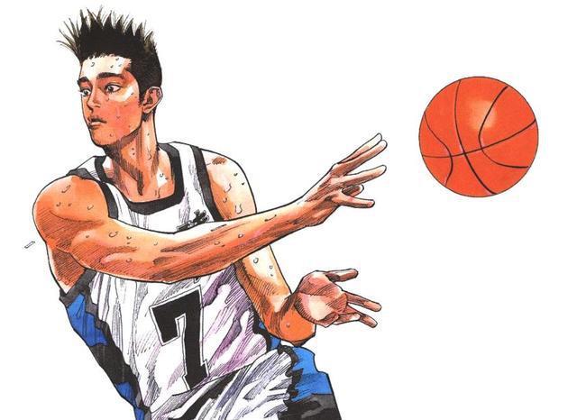 日本逼�9��yl#�+_灌篮高手中这几位如果拿到现实,成长后日本篮球实力直逼中国男篮