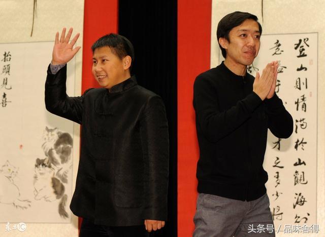何云伟历任妻子_李菁和何云伟离开的原因,距李菁自己说:以前的时候,他和德云社的演员