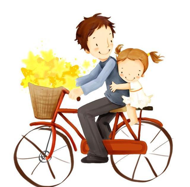 父女头像两人用_父女关系的重要性——(怎么让女儿更幸福)