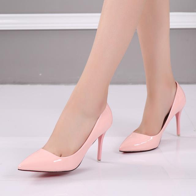 每個女人對高跟鞋都有一種男人無法理解的熱愛圖片