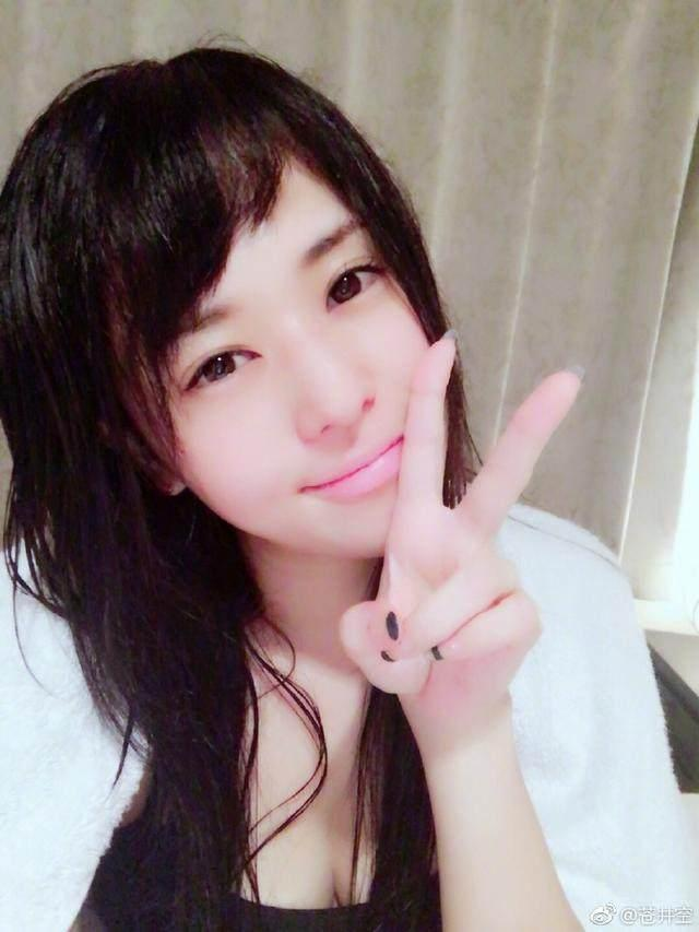 仓井空全集之55_2018年1月1日11点11分仓井空宣布结婚!