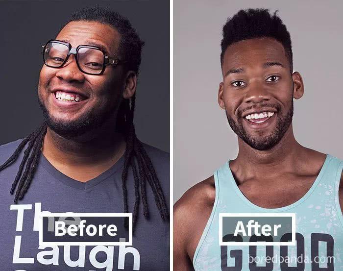 130斤暴瘦到100斤,胖了20年的你變化可能就是這樣的!圖片
