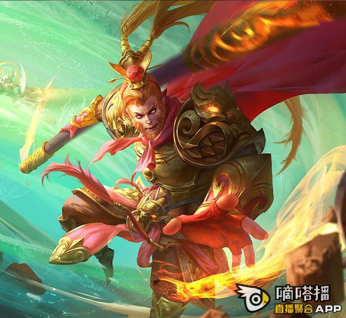 王者榮耀: 孫悟空4大皮膚對比, 地獄火和至尊寶誰第一圖片