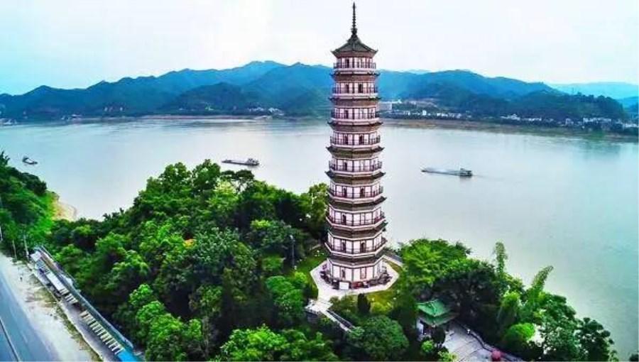 德庆旅游景点_广东肇庆四个值得一去的旅游景点,其中一个被称为岭南