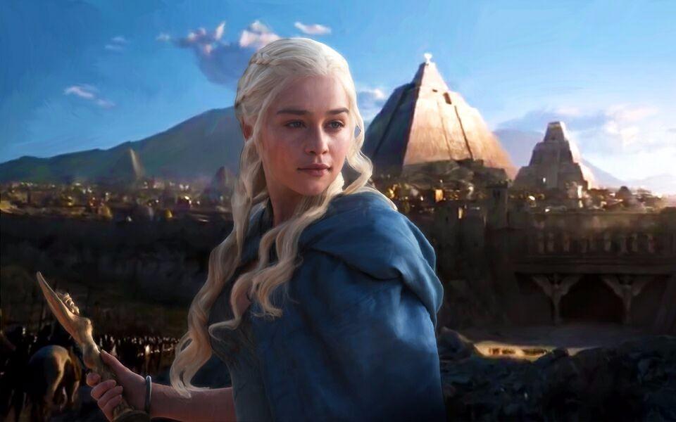 权力的游戏1-8季全集未删减 迅雷百度云高清资源打包下载图片 第1张