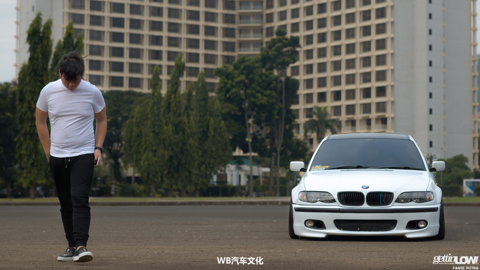 中国速度最���9�oz/i_经典3系e46-318i姿态改装案例