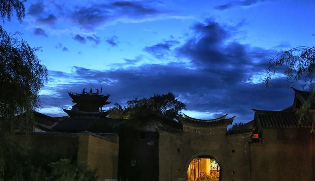 云南唯一真正意义的古镇,一生必去一次,沙溪古镇!