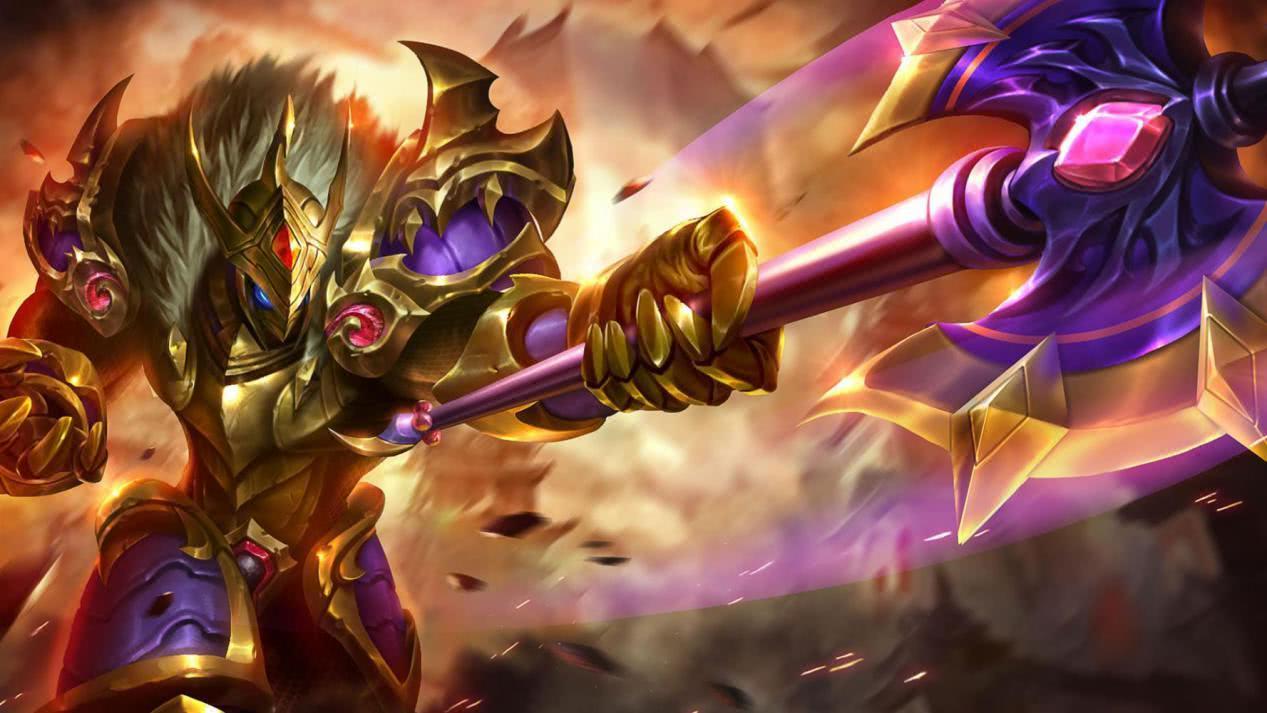 王者榮耀:最克制典韋的三位英雄
