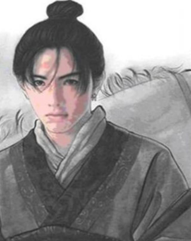 中國古代十大大美男子!圖片