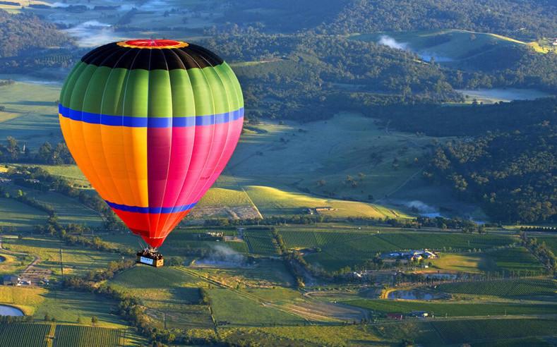 坐一次热球多少钱_芭提雅跳伞,清迈飞机,澳洲热气球,细说旅行中那些好玩
