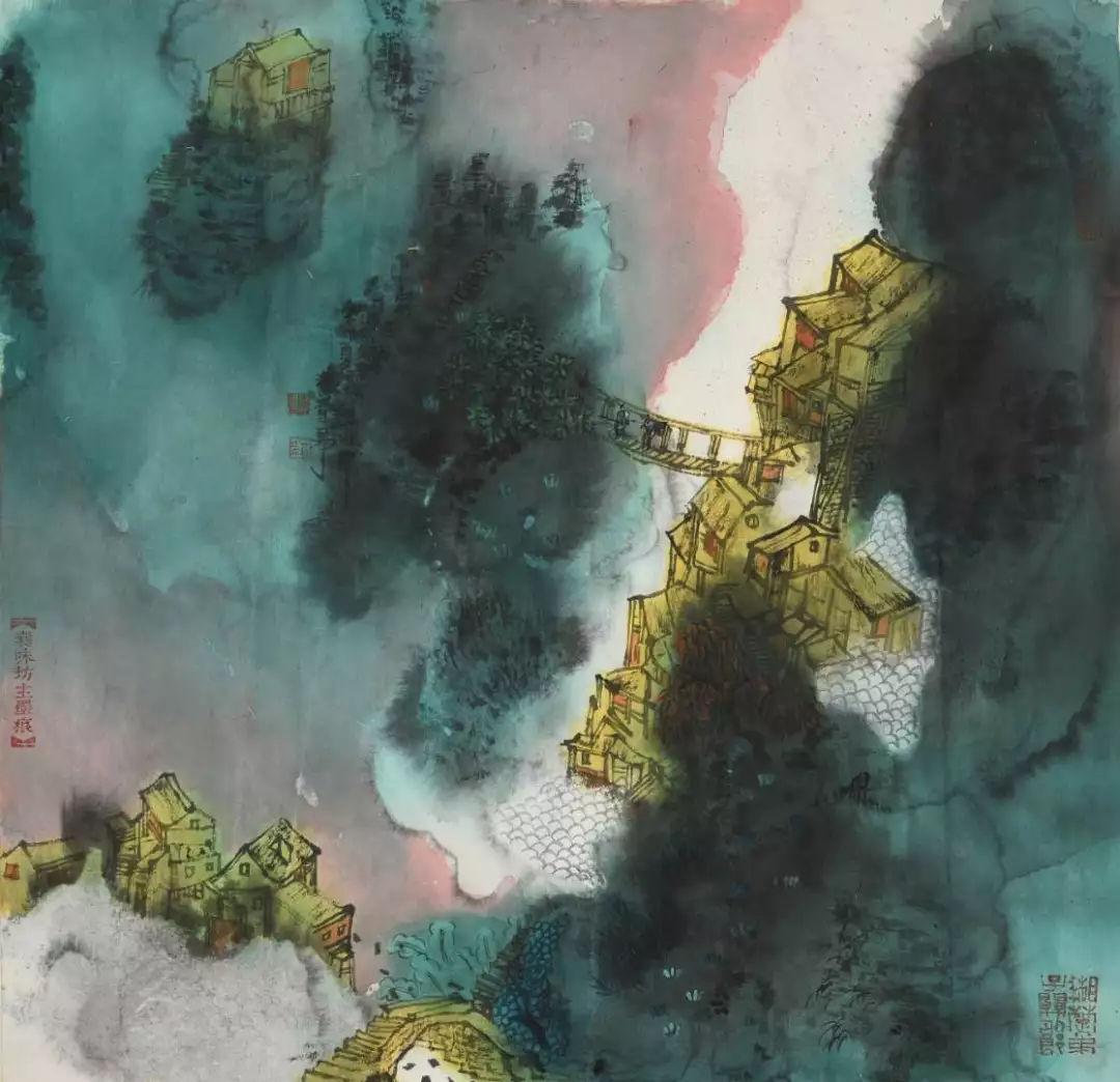 丹青若梦 · 汤楚群作品展,将于6月23日在北京798泛空间开幕