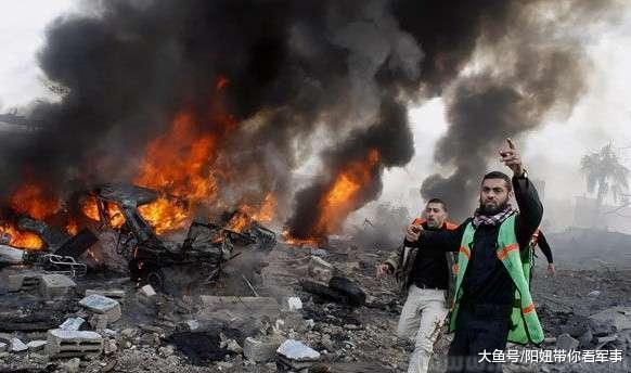 巴以冲突美国_重磅: 巴以冲突持续升温,美提供近千枚导弹给以色列巴