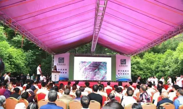 湖南醴陵:2017年中国旅游日,旅游扶贫公益活动走进沩山