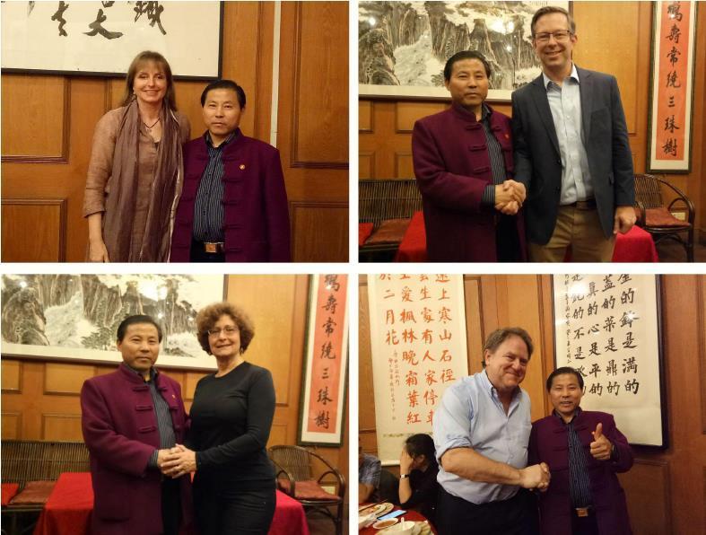 中国工艺美术大师紫砂壶型设计大师吴海龙开创中国艺术国际新高度