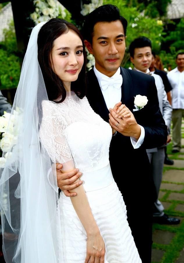 明星婚纱照_明星的结婚照拍的幸福和搞怪,最后一位可惜了