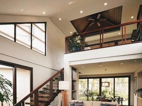 复式公�_看看这些复式公寓的装修效果图,是不是你想要的设计