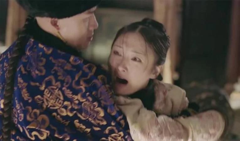 禁断家庭乱伦_延禧攻略:皇帝宠幸尔晴致其怀孕,难道还珠中尔康和紫薇是乱伦?