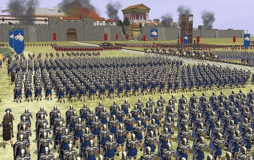 二阶方阵_古代战斗方阵,排在第一排的最危险,士兵们是否都不愿排前面