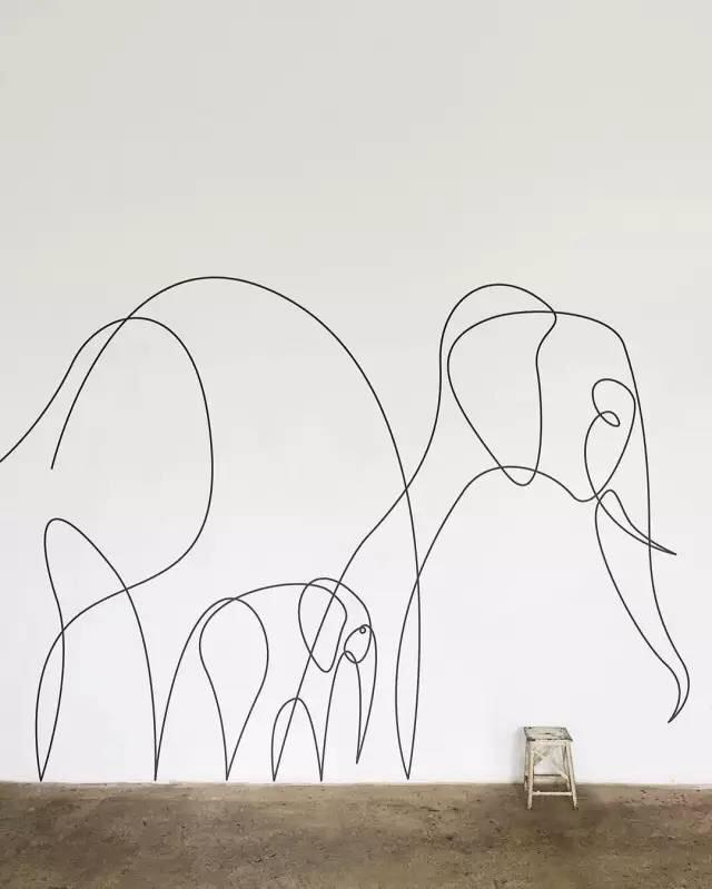 亚州黄色囹�a�.ly/)_一笔画一张图!来自法国艺术家工作室differantly.