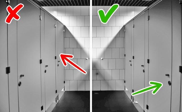公厕是否像通常我们所认为的那样危险?